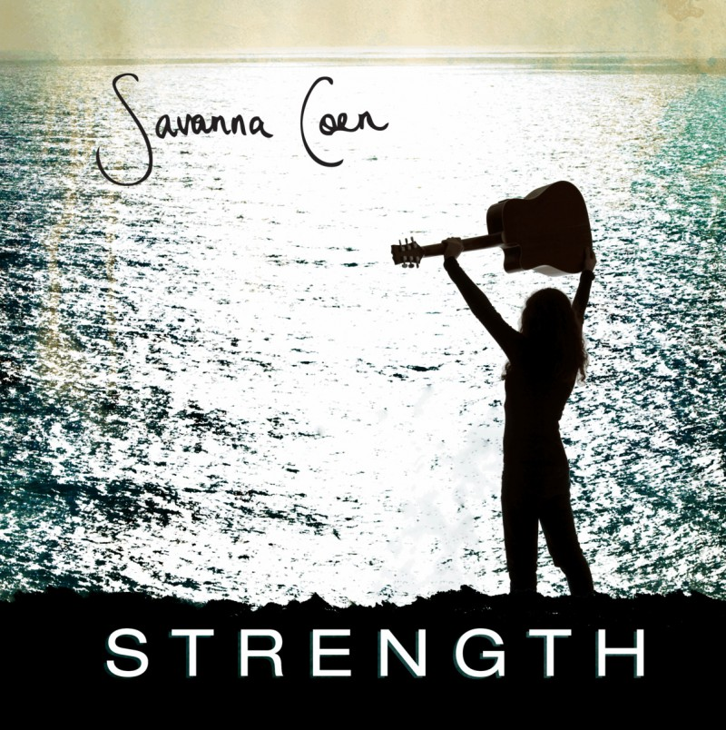Savanna Coen Strength cover artwork cd album